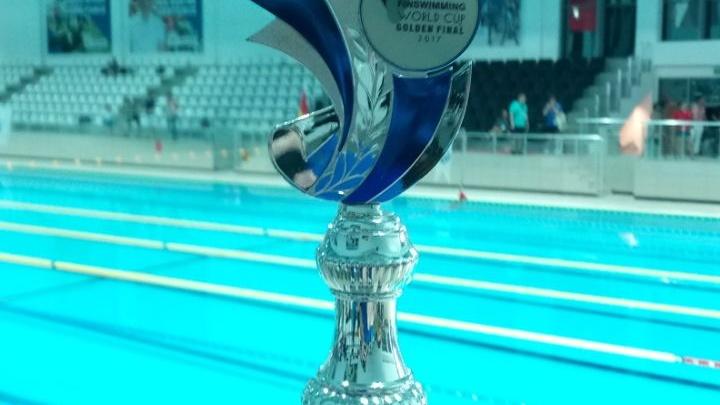 Медали дались нелегко: новосибирцы выиграли награды на мировом кубке по плаванию в Турции