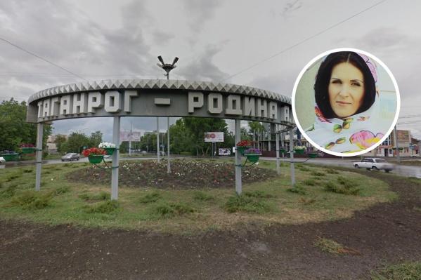 Женщина пропала в Таганроге, теперь ее ищут по всей области
