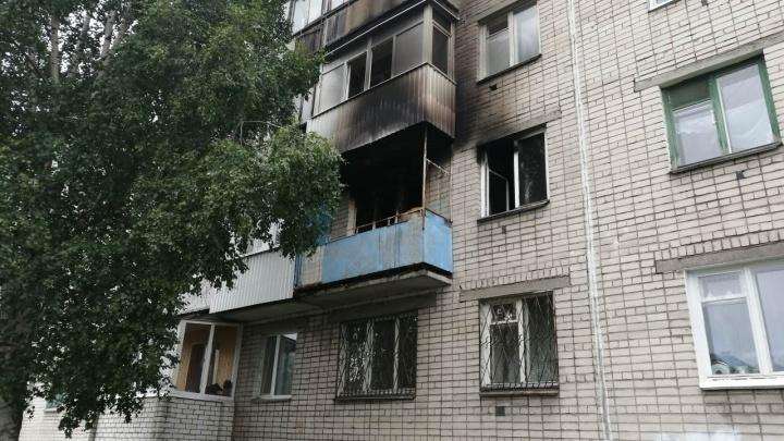 «Его всего изрезало»: в Архангельске врач фонда медстрахования спасла из горящей квартиры мужчину
