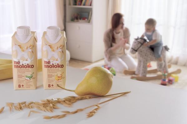 В помощь родителям компания«Сады Придонья» выпустила новую линейку полезных продуктов для самых маленьких