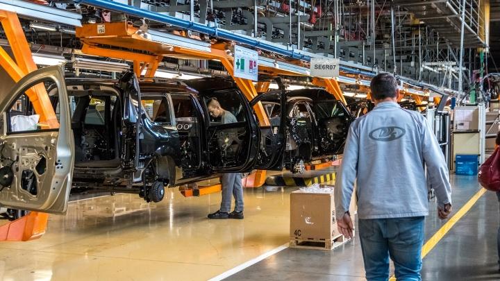 АВТОВАЗ выкупил у американской корпорации завод-изготовитель Chevrolet Niva