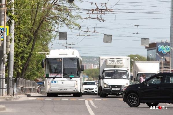 На улицах Ростова станет больше экспресс-маршрутов