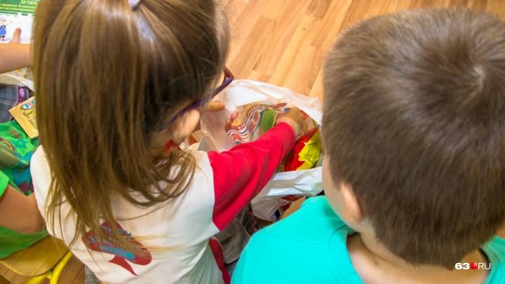 В Самарской области построят 22 детских сада, в том числе с яслями