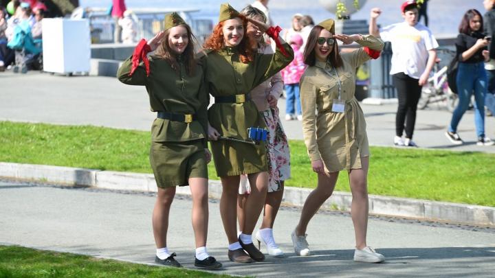 Что перекроют, где будут концерты и во сколько салют: всё о Дне Победы в Екатеринбурге