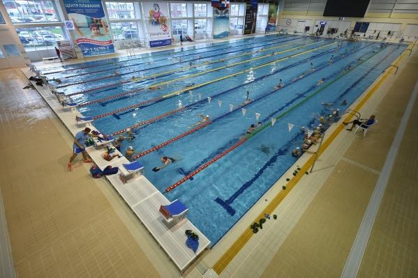 Девочка утонула во время тренировки по плаванию
