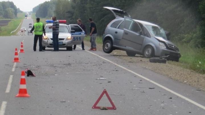 В ГИБДД бьют тревогу: в авариях на дорогах Зауралья получили травмы девять детей