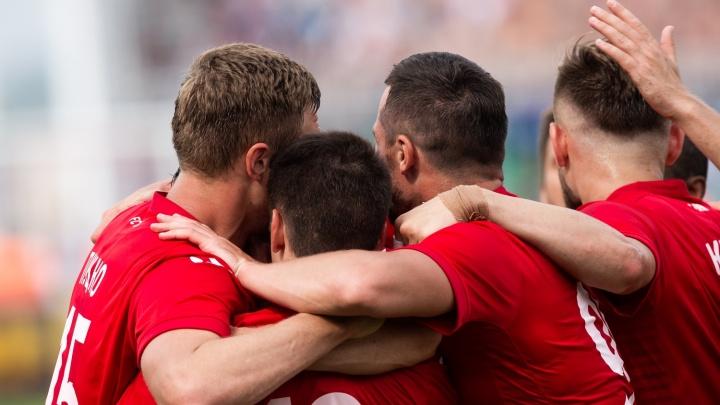 ФК «Уфа» победил на выезде впервые с прошлого года