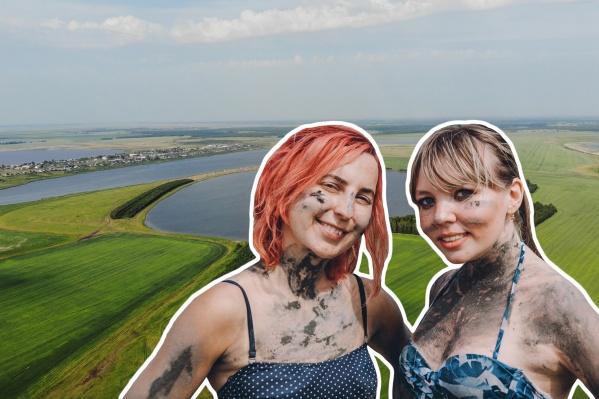 Мы сами добыли глину со дна озера и измазались ею, чтобы быть вечно молодыми и красивыми. Как это было — читайте в нашем репортаже