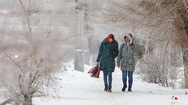 Утонет в туманном облаке: перед выходными Волгоградскую область закалят 20-градусные морозы