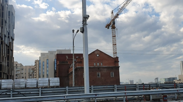 Внимательно следите за скоростью: на новом Макаровском мосту заработали камеры