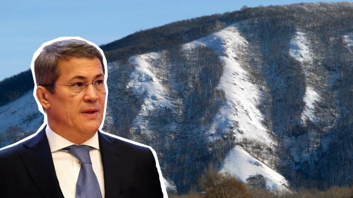 «Бесполезно пытаться меня ломать»: Радий Хабиров заявил, что Куштау будут разрабатывать