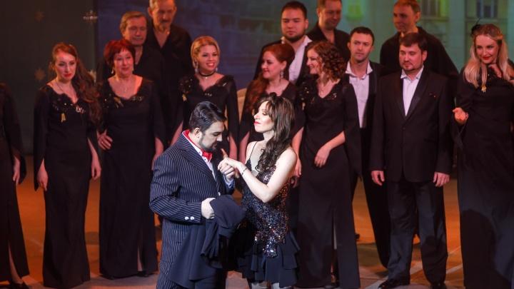 Режиссер из Вены на сцене волгоградского театра разденет Кармен