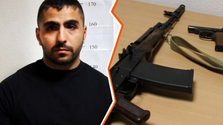 «Год прятался в Армении». В суде допросили брата стрелка из «Кристалла»