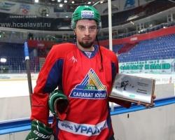 Более 3000 голосов в феврале болельщики отдали за Кирилла Кольцова