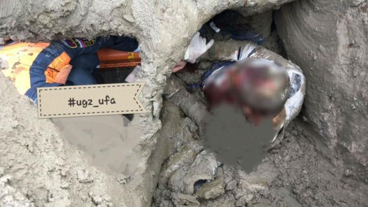 Выживший в бетономешалке: ЧП на уфимской стройке стоило рабочему руки