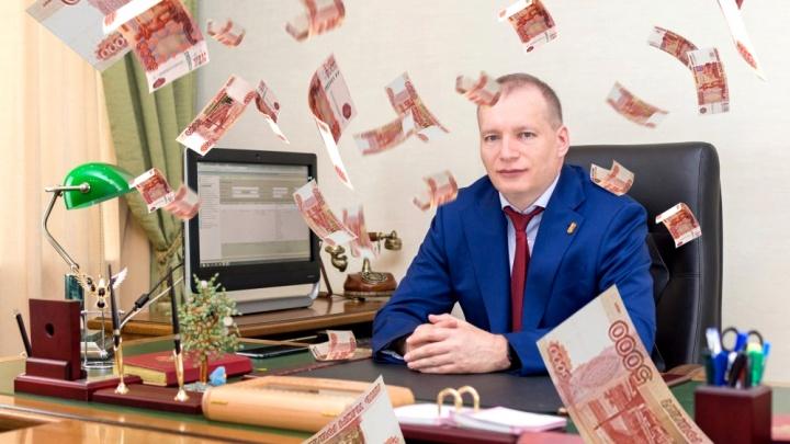 Специалист по расчету гигантских средних зарплат красноярцев едет на повышение в Москве
