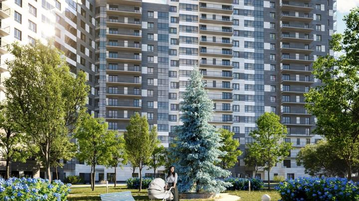 «Зеленый» застройщик: почему жильцы домов «Аквилон Инвест» платят за услуги ЖКХ на 25% меньше