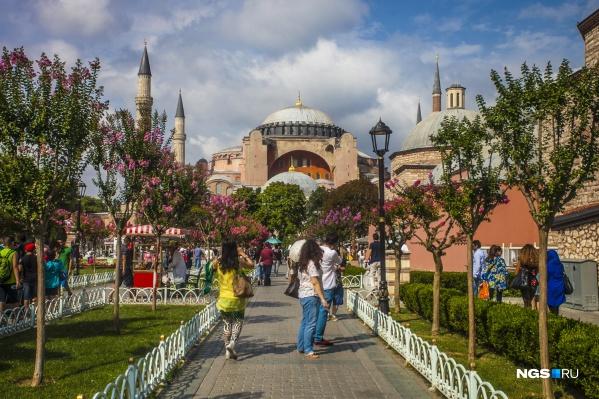Турция цветет и пахнет. За ваши деньги
