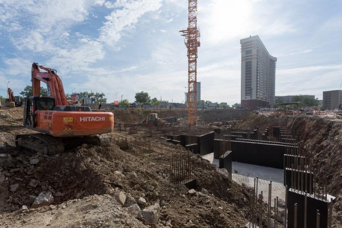 По окончании строительства ЖК «Татлин» станет одним из самых высотных комплексов в Екатеринбурге