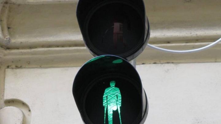 Авария на электроподстанции выключила светофоры в центре Волгограда