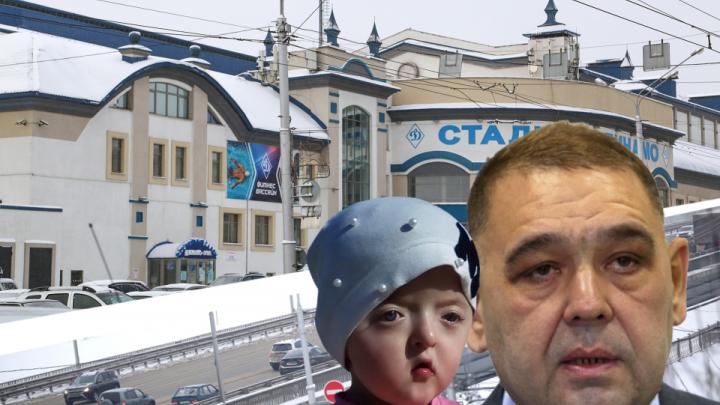 Новый торговый центр, вахтовики без зарплаты и Собчак в Башкирии. События за неделю
