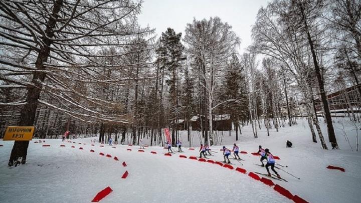 В «Абзаково» завершилисьмасштабные соревнования юных биатлонистов