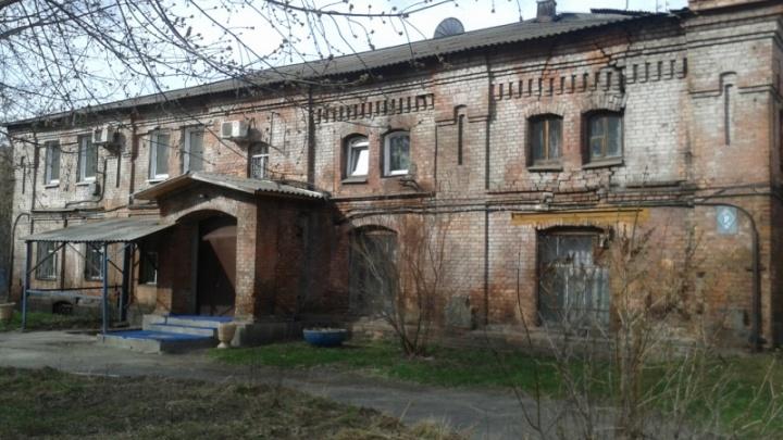 В Красноярске сносят два исторических здания на Вейнбаума