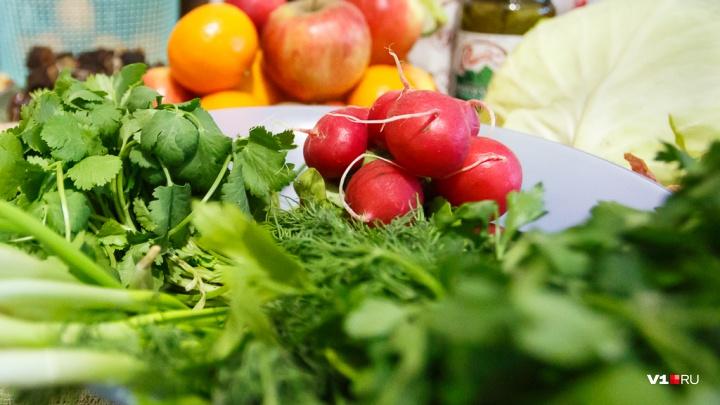 В Волгограде к концу сентября подешевели овощи, сахар и молоко. Что мы можем из этого приготовить?