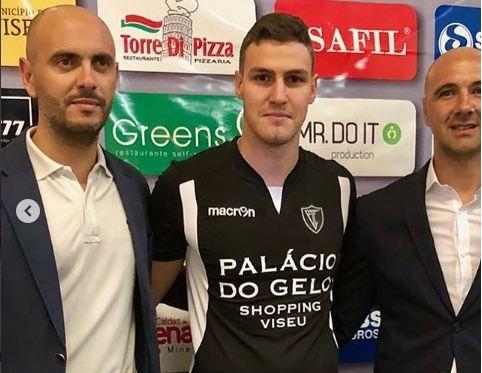 «Удачи в Европе!» Бывший нападающий «Амкара» будет играть в португальской команде