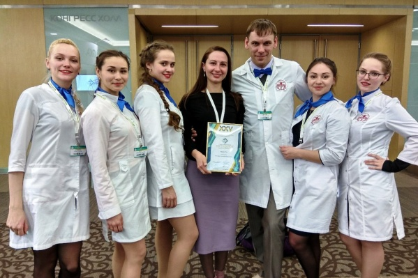 На всероссийской олимпиале по терапии команда студентов ОмГМУ заняла четвёртое место