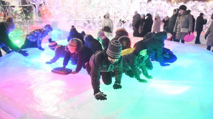 Карта уличных елок Екатеринбурга: выбирайте место встречи с Дедом Морозом и Снегурочкой