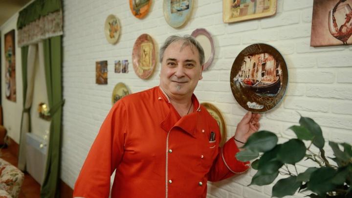 Влюбленный в пасту: история повара из Италии, который мечтает открыть ресторан в Екатеринбурге