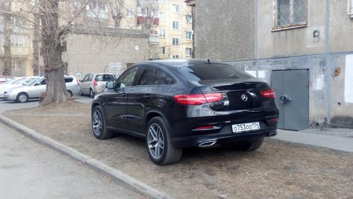 Я паркуюсь, как баран: «любуемся» самыми нелепыми автомобилистами-нарушителями Челябинска