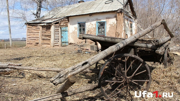 В Башкирии слепая бабушка добилась переселения из ветхого жилья
