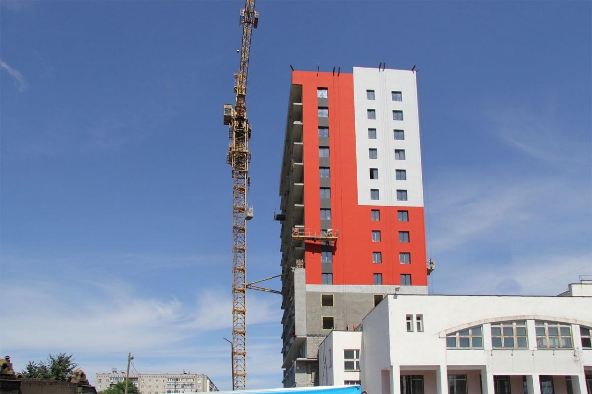 Строительство завершится в декабре 2019 года
