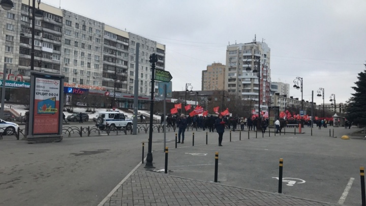 Часть улицы Республики временно закроют для транспорта из-за праздничного шествия