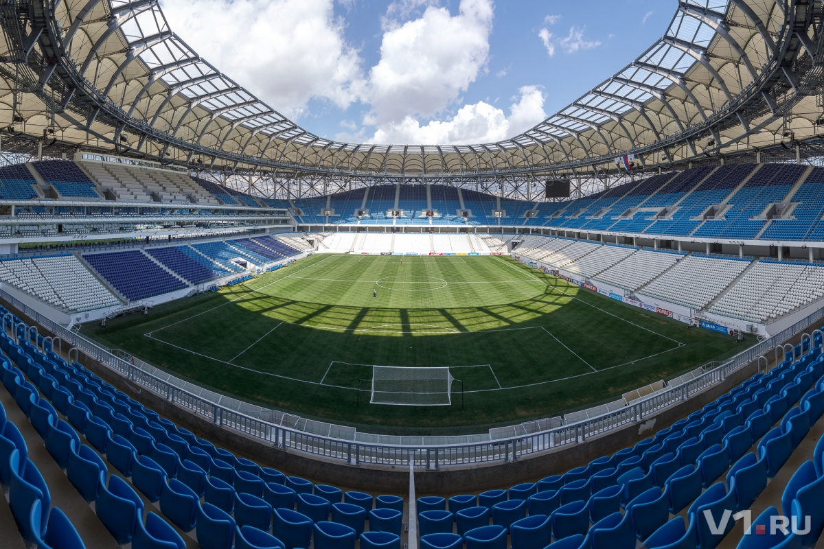 Помещения на стадионе предполагается сдавать в аренду
