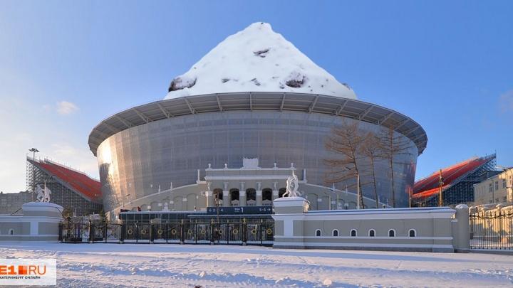 Не можем убрать — давайте используем: E1.RU нашёл применение сугробам Екатеринбурга