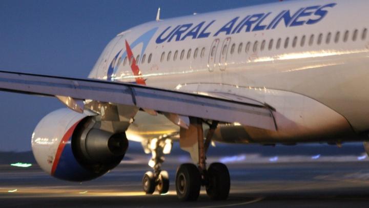 Из Ростова в Ташкент: «Уральские авиалинии» открывают новый рейс