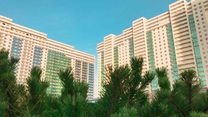 Жилой комплекс на Юго-Западе станет еще на две новостройки больше