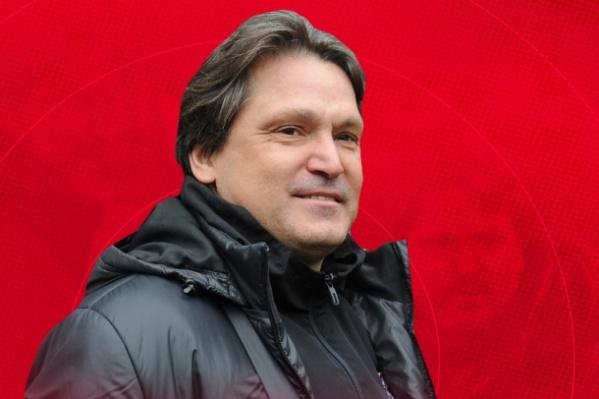 Клуб уже поприветствовал нового тренера