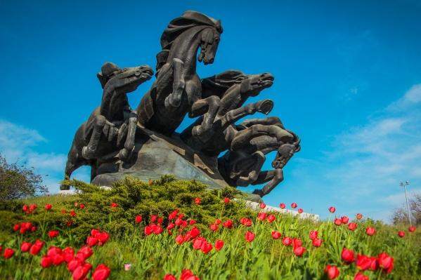 Ростовчан еще ждут ясные дни