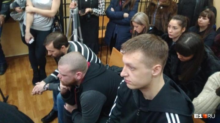 Уральские экс-полицейские, после допроса которых умер задержанный, подали на УДО