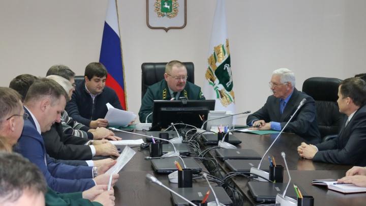 Бывшего замминистра экологии края поймали на хищениях в Томске, где он работал последние 3 года