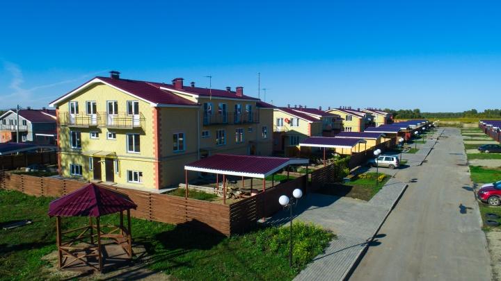 Невероятное предложение: в популярном жилом районе предлагают большие таунхаусы в обмен на квартиры