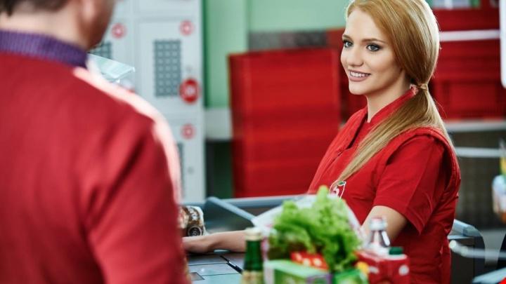 В магазинах Ростова увеличилось количество продуктов от местных производителей