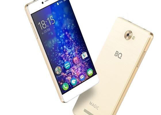 В продаже появился новый бюджетный 4G-смартфон BQS-5070 Magic