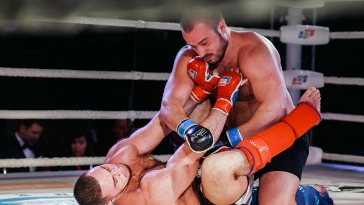 Лучшие бойцы приедут в Челябинск на чемпионат России по смешанным единоборствам