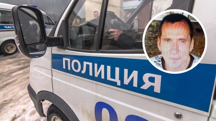 В Самаре ищут без вести пропавшего мужчину с татуировкой Богоматери