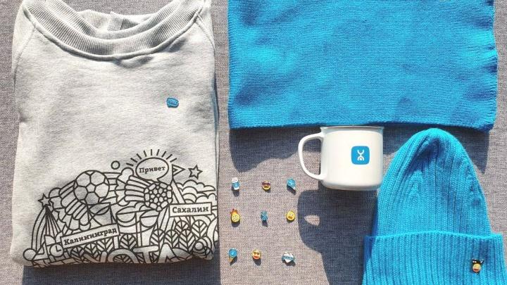 Самара попала в число городов, где Yota запускает продажи уникальной сувенирной продукции